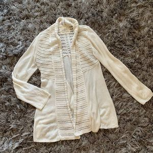 Angel Of The North Knitted Cardigan Size M S1